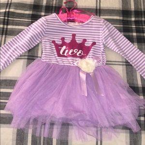 Other - Toddler Girls 2nd Birthday Dress